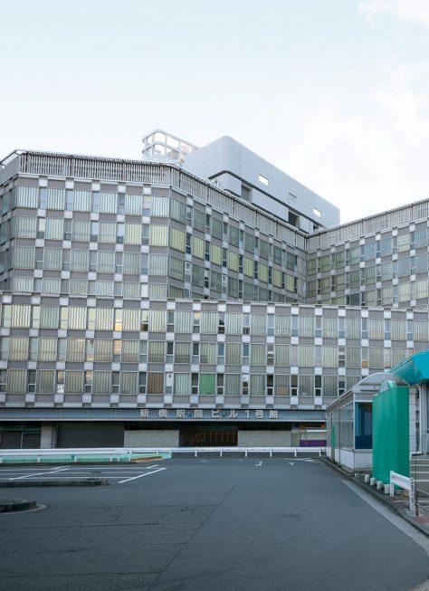 新橋駅前ビル壱号館