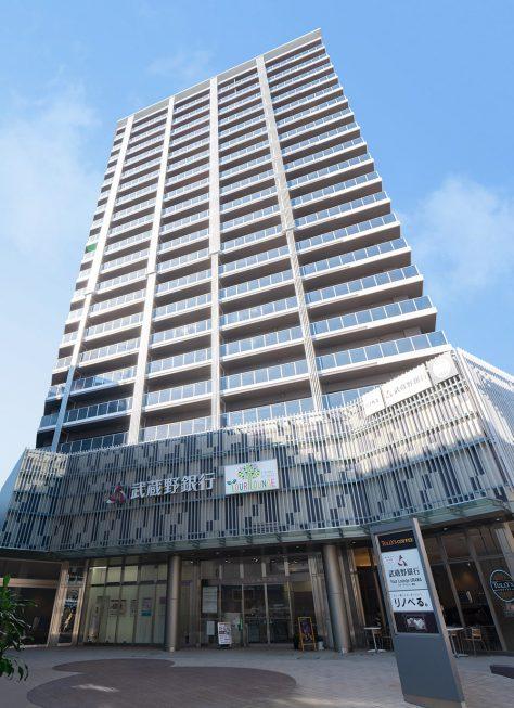ザ・パークハウス浦和タワー店舗
